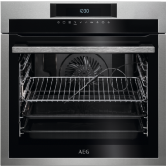 AEG SenseCook - Oven with Pyrolytic Cleaning BPE642020M